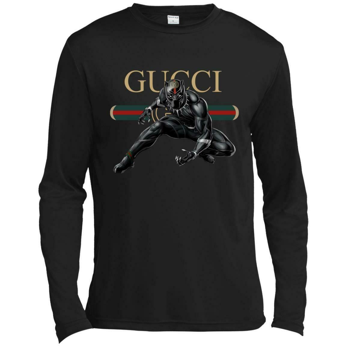 Cool Black Panther Gucci Premium Logo Gucci, Gucci Shirt, Gucci T-shirt, Gucci Logo, Gucci Fashion shirt, Fashion shirt, Gucci Design shirt,Snake Gucci vintage shirt