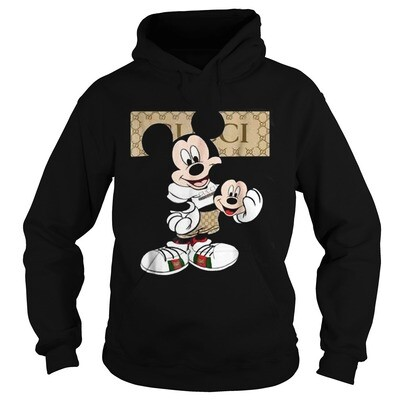 Gucci With Mickey Mouse Logo Gucci, Gucci Shirt, Gucci T-shirt, Gucci Logo, Gucci Fashion shirt, Fashion shirt, Gucci Design shirt,Snake Gucci vintage shirt