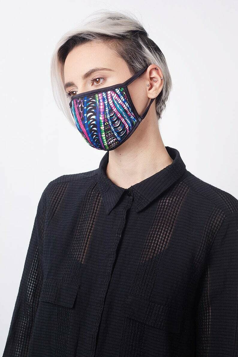 Face Mask with Nose Wire, Face Mask Kids, Cloth Face Mask, Reuse Face Mask, Fashion Face Mask, Unisex Mask, Face Mask Adults, Mouth Mask