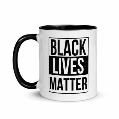 Black Lives Matter Mug | BLM Mug | Civil Rights Mug | FREE SHIPPING