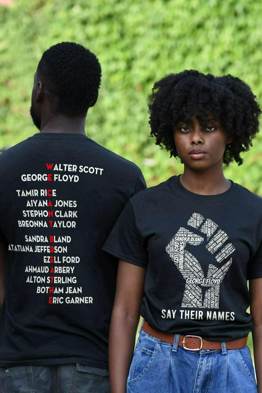 Say Thier Names Shirt