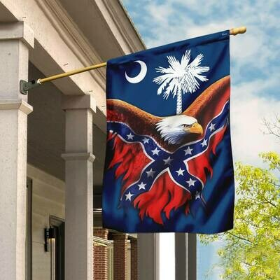 South Carolina Confederate American History Flag (29.5