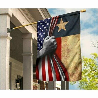 Texas Flag House Flag (29.5