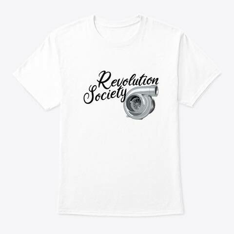 Rebranded Revolution Society T-Shirt