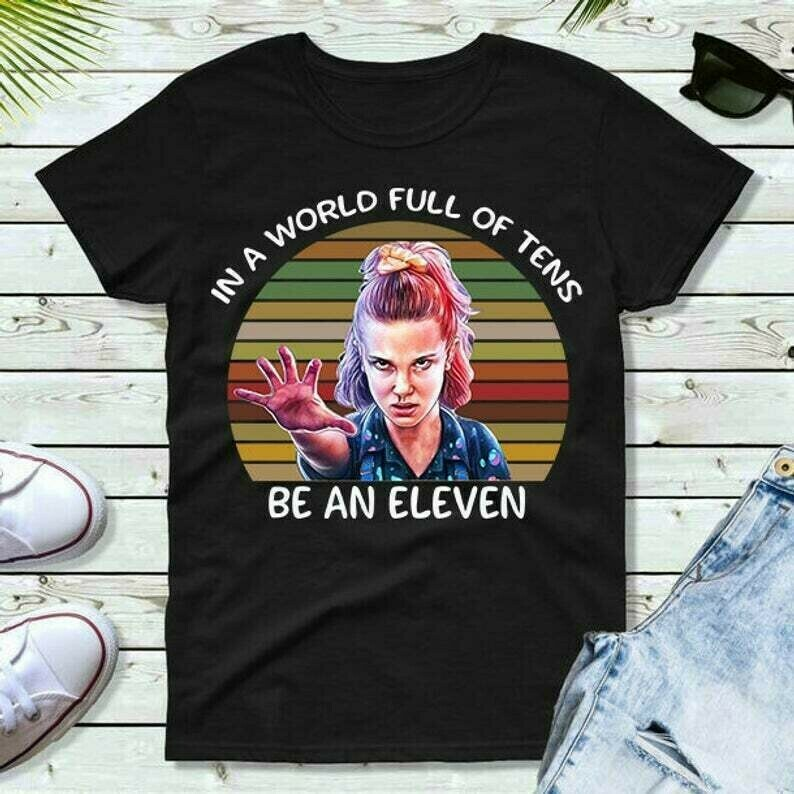 Stranger Things Season 3 In A World Full Of Tens Be An Eleven Hawkins