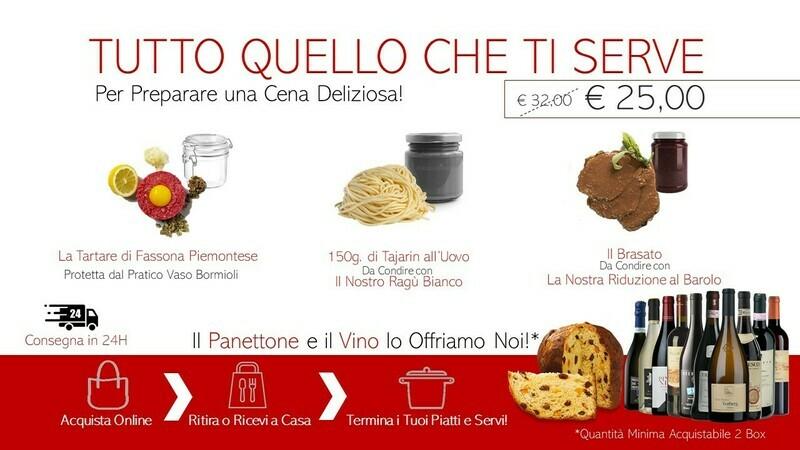Menù Degustazione Giro del Piemonte