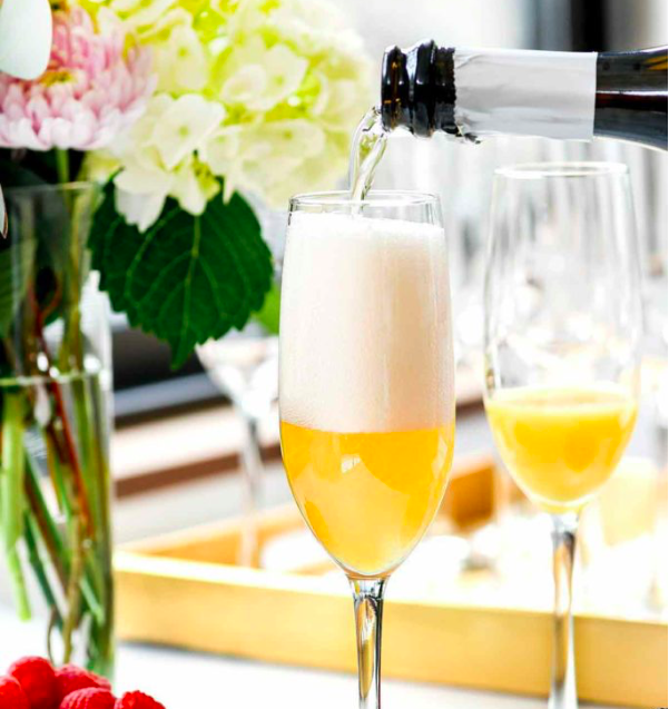 Bottomless Mimosas at Aldredge House