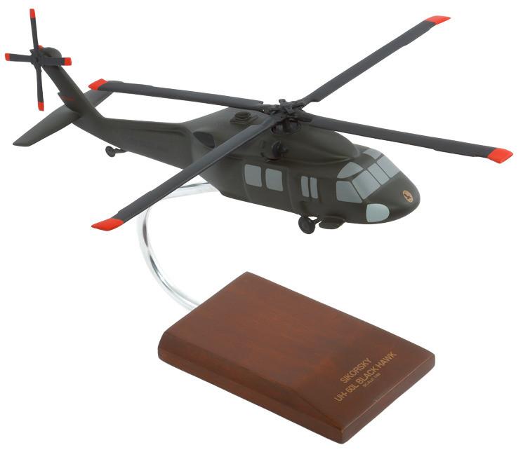 UH-60L Blackhawk Model Airplane
