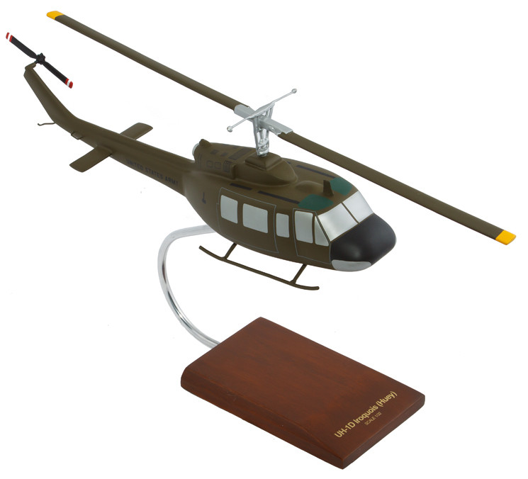 UH-1D Iroquois Model Airplane