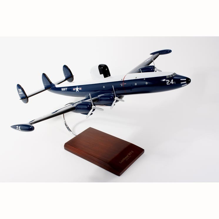 WV-2 Warning Star (Willie Victor) 1/72 Scale Model Aircraft