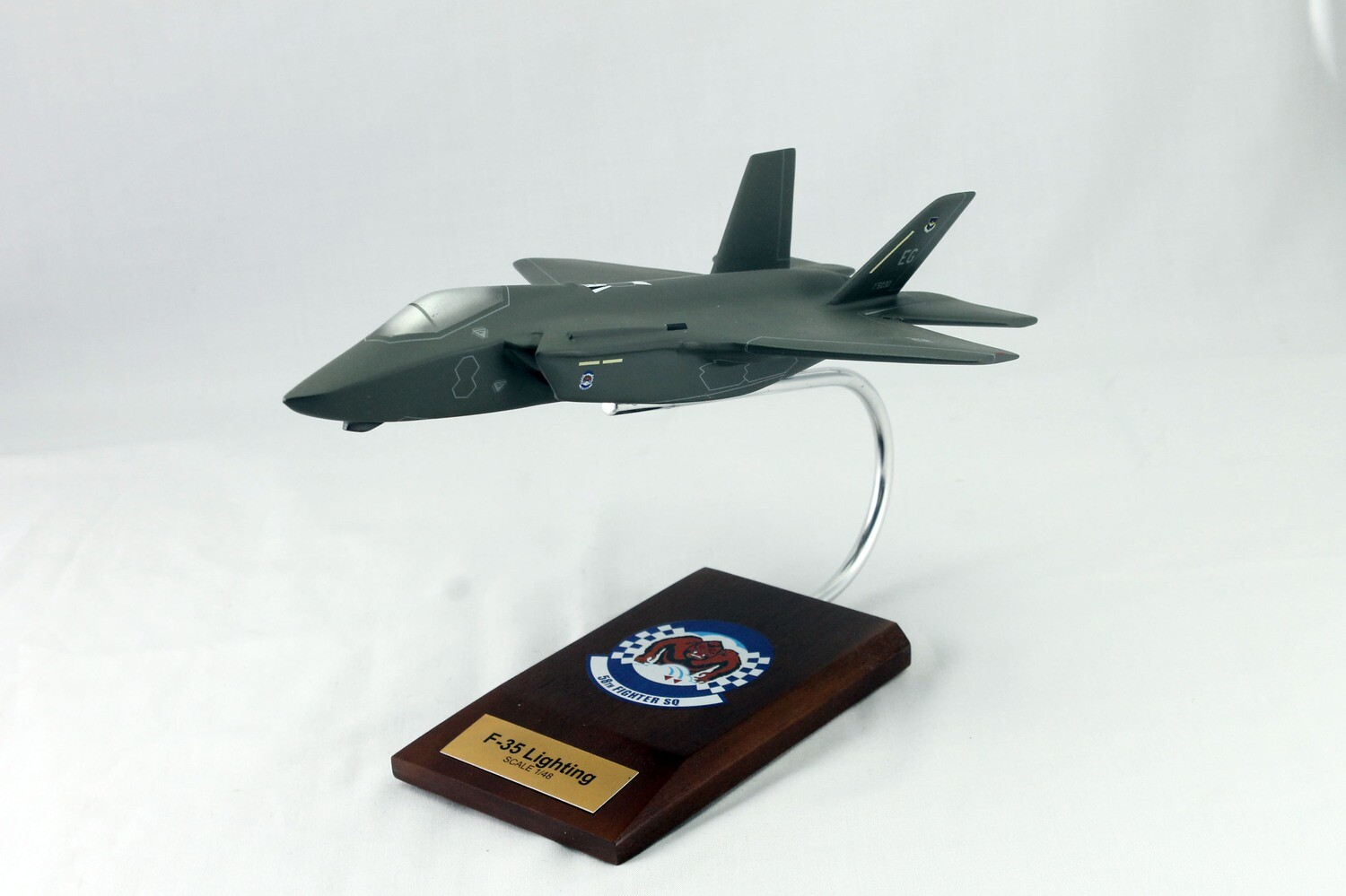 Mastercraft Collection F-35 Lightning 1/48 58th Fighter Squadron  (Eglin AFB)