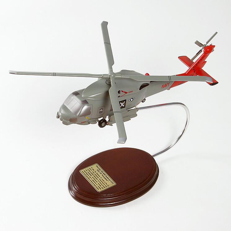 Sikorsky SH-60B Seahawk - 1/50 Desktop Helicopter Model
