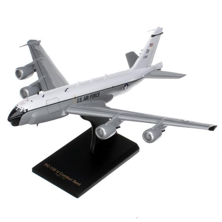 RC-135U Combat Sent Old Engines Model Airplane