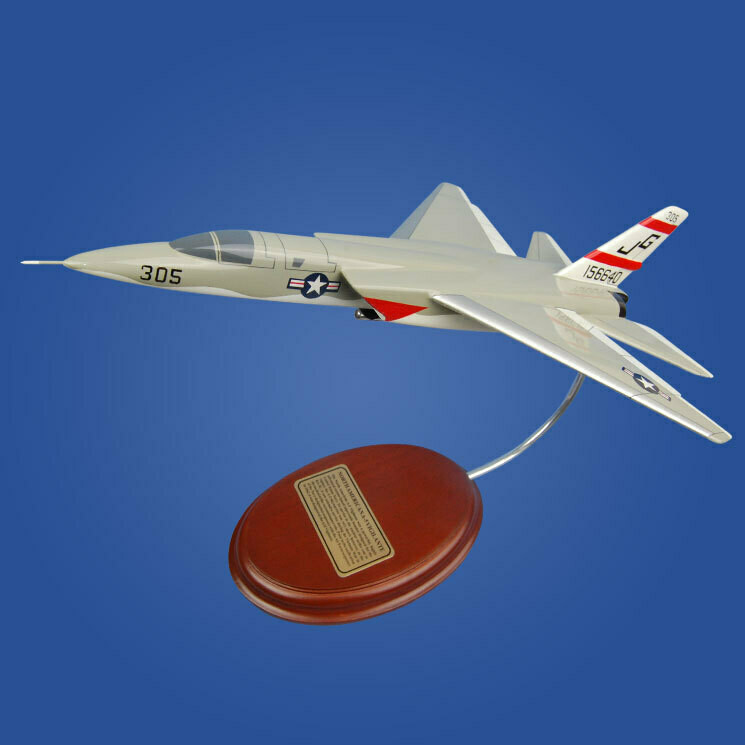 A-5 Vigilante 1/76 Scale Desktop Model Aircraft