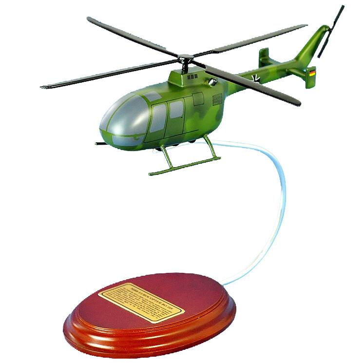 Mastercraft Collection MBB Eurocopter BO 105 Model Scale:1/38