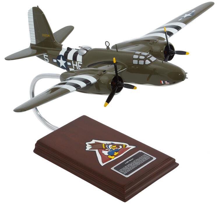 A-20G Havoc Wood Model Aircraft