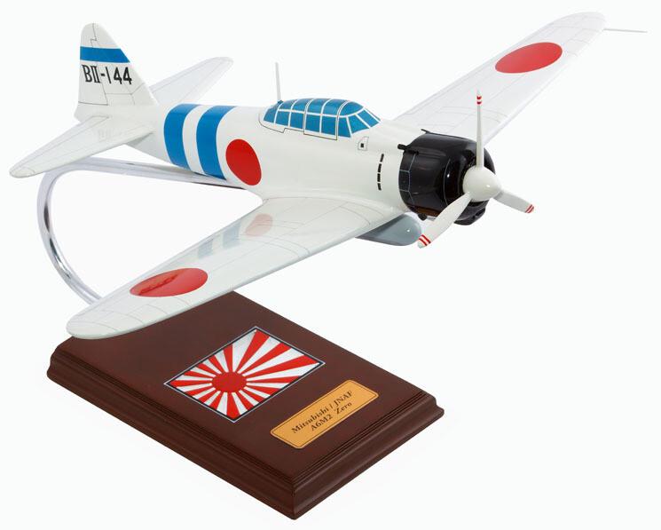 A6M5 Zero Model Airplane
