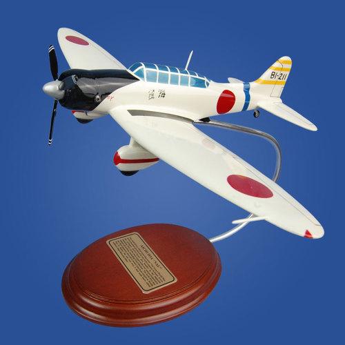 Aichi D3A (Val) 1/45 Desktop Model Aircraft