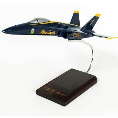 F/A-18 Hornet Blue Angels