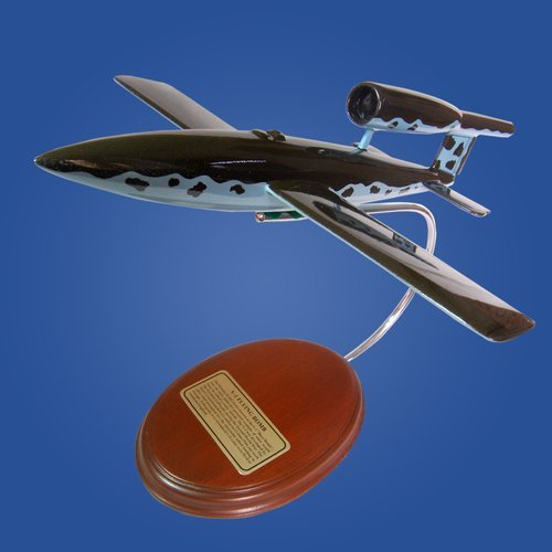 Fieseler V-1 Flying Bomb 1/27 Missile Desktop Model
