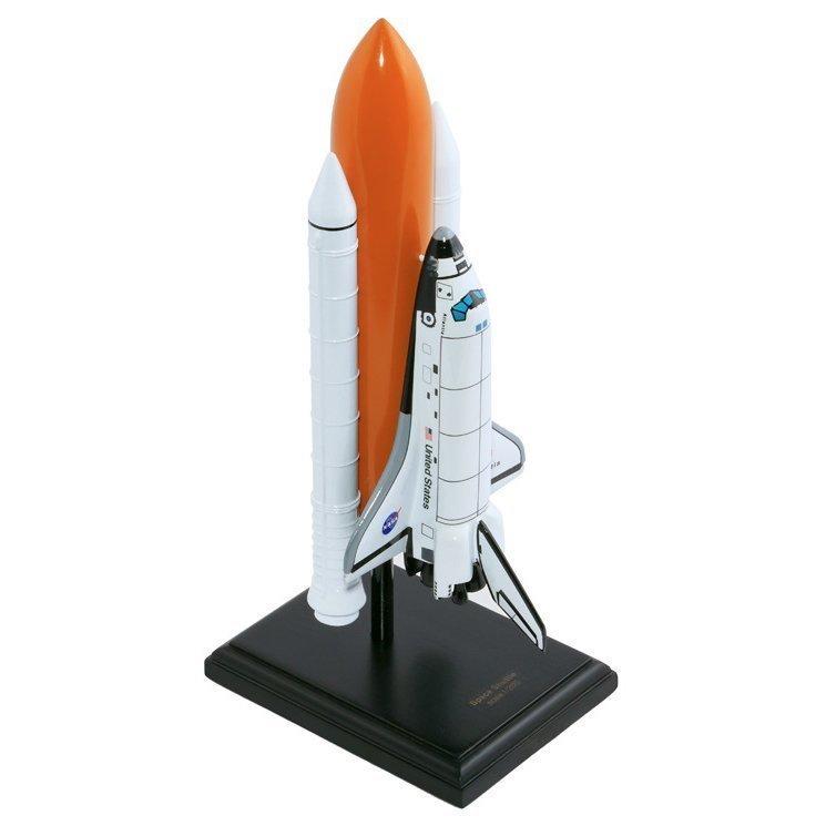 Space Shuttle F/S Atlantis (S) Desktop Model