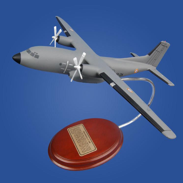 Transall C-160 1/131 Desktop Model Aircraft