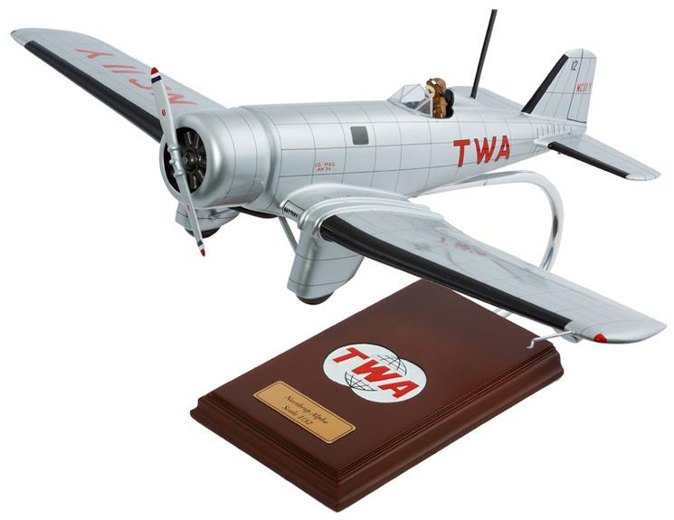 Northrop Alpha 1/24 Model Airplane