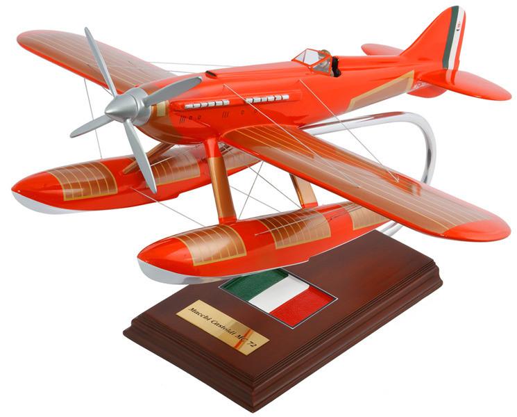 Macchi Castoli M.C. 72 1/20 Model Aircraft