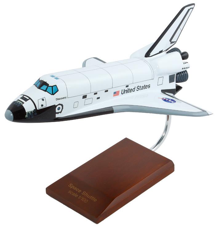 Orbiter (L) Discovery