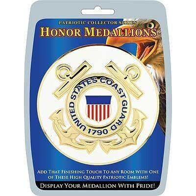 US Coast Guard Medallion