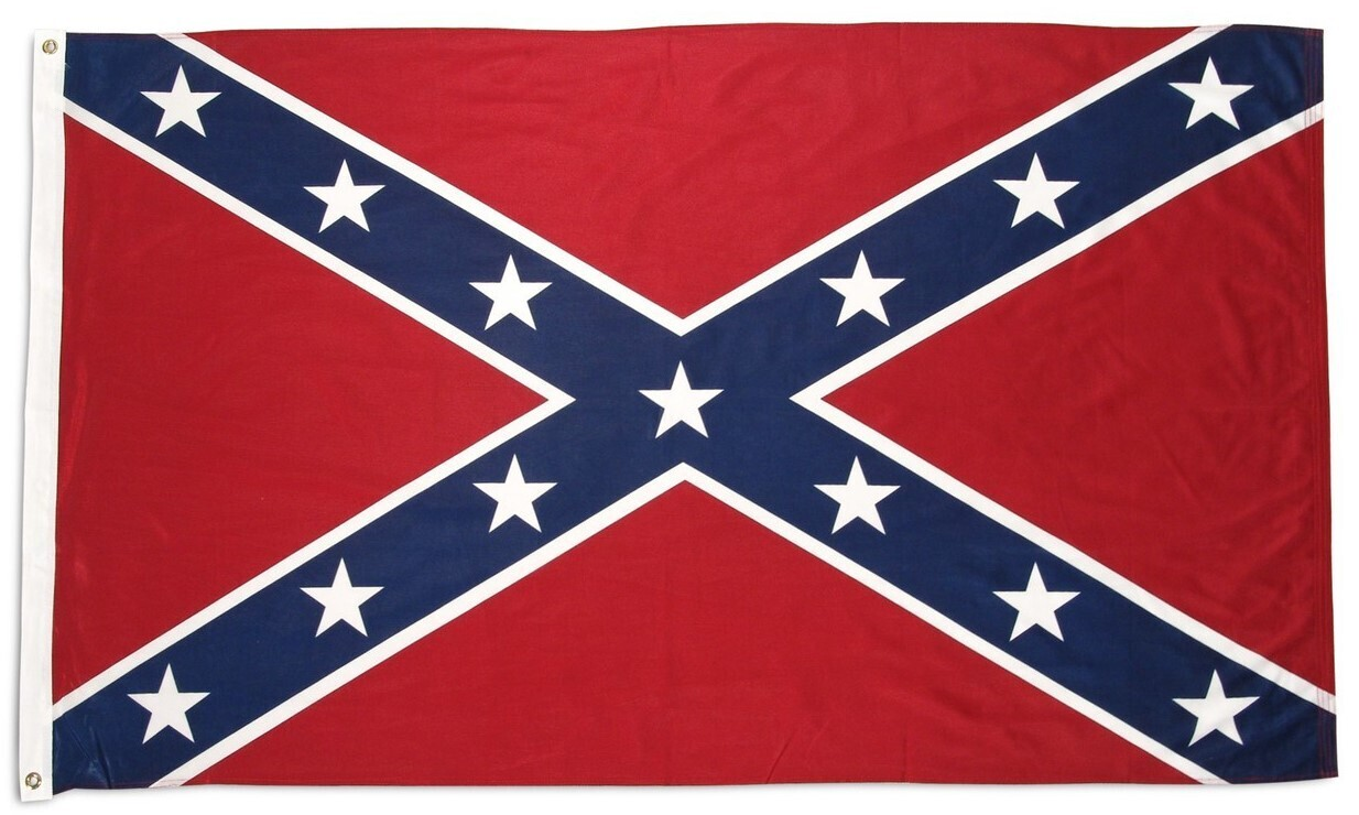 Battle Flag (Naval Jack) - 5 x 8