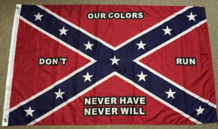 Our Colors Didn't Run Flag