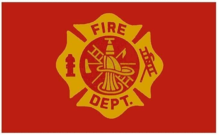 Fire Department Flag
