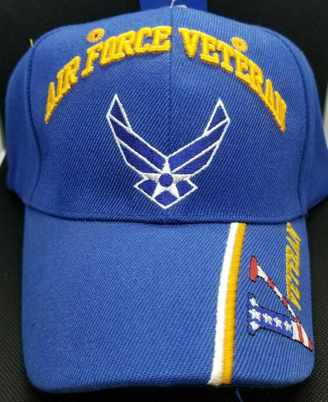 Air Force Veteran Hat