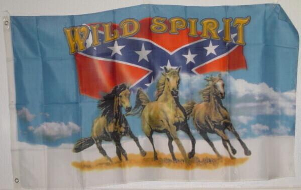 Wild Spirit Flag