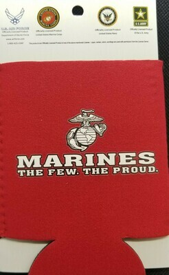 US Marine Can Koozie