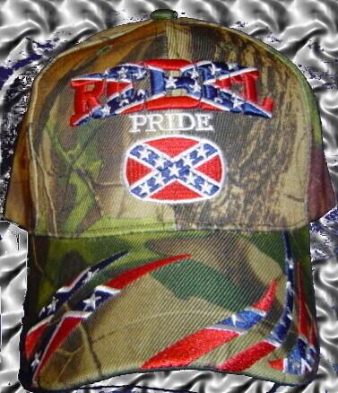 Rebel Pride Hat