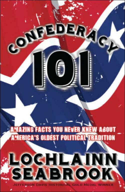 Confederacy 101 Book