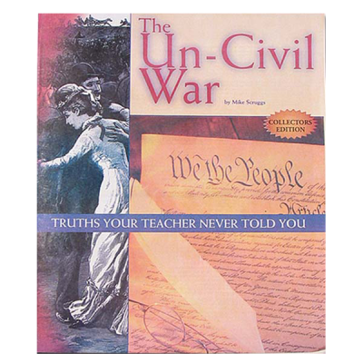 The Un-Civil War Book by Dixie Outfitters®