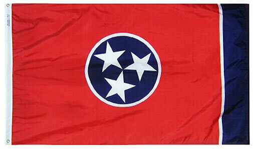 State of Tennessee Flag