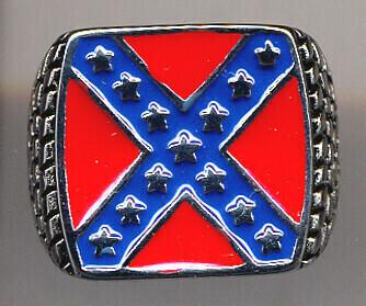 Square Confederate Rings