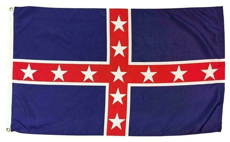 Polk Flag - First Corps, Army of Tennessee