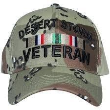Operation Desert Storm Desert Camo Hat