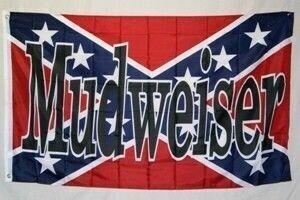 Mudweiser Battle Flag