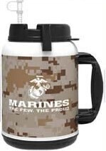 Marines 64 oz Insulated Mug