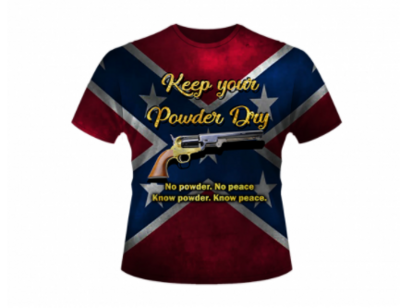 Keep Your Powder Dry All Over Shirt By Dixie Outfitters®