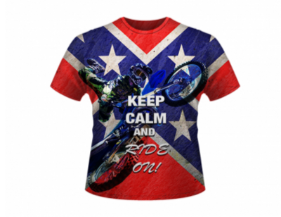 Keep Calm And Ride On By Dixie Outfitters®