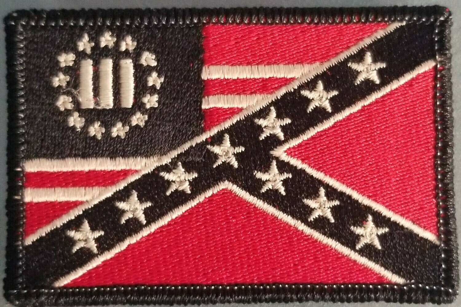 III% Patches - Hat Size
