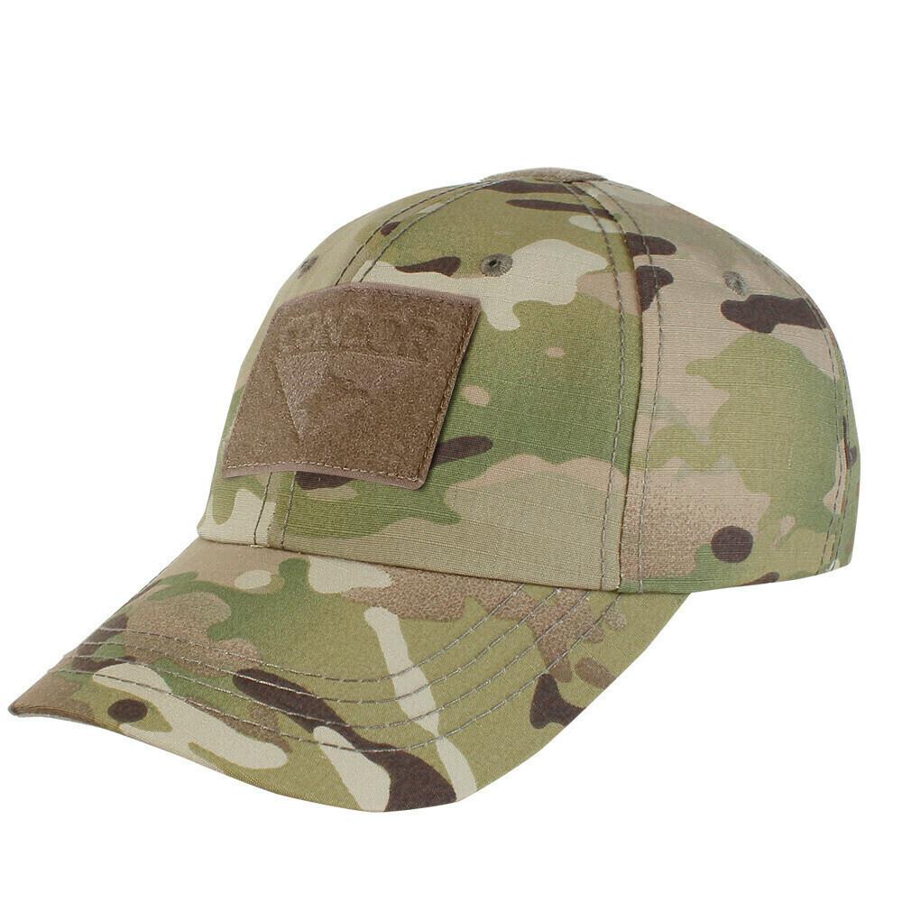 Condor Brand Tactical Cap w/ Velcro - Adjustable