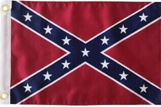 Boat / Motorcycle Battle Flag with Grommets